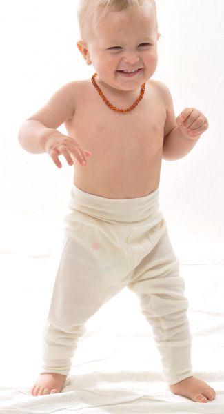Baby Hose BioWolle/BioSeide
