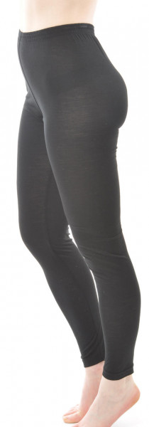 Leggings aus Seide-Wolle