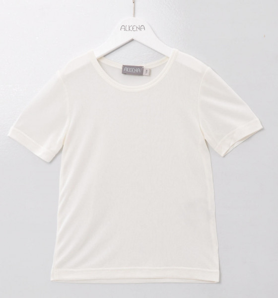 Kinder Bioseide Kurzarm Shirt
