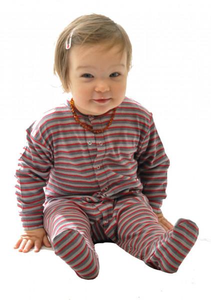 Baby Strampler Bourretteseide